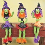 Long Leg Witches - 3 Styles